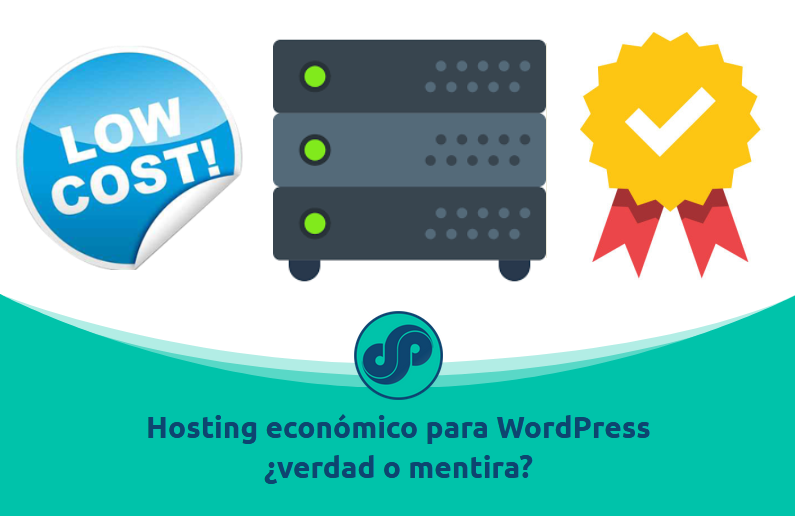 Hosting económico para WordPress